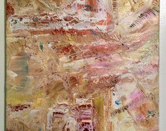 "16""x20"" Acrylic Painting"