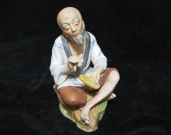 HOMECO 1431 Vintage Japanese Man Figurine