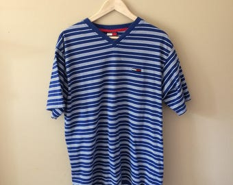 Vintage Tommy Hilfiger (Tommy Jeans) Striped Shirt