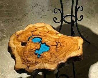 Stump Coffee Table Etsy