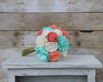 Sola Wood Flower Bouquet