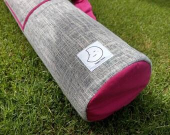 Yoga mat bag- canvas