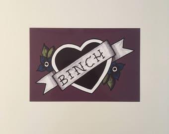 Binch Prints