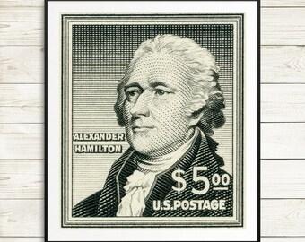 Alexander Hamilton, hamilton musical, hamilton musical posters, hamilton posters, hamilton gifts, hamilton the musical, hamilton art prints