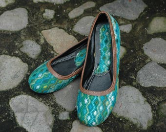 beautiful handmade slippers