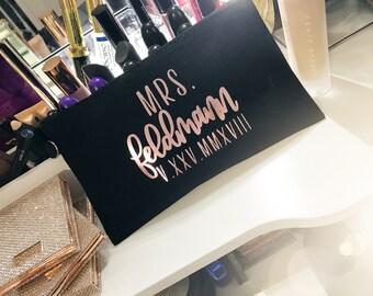 Mrs. Makeup bags