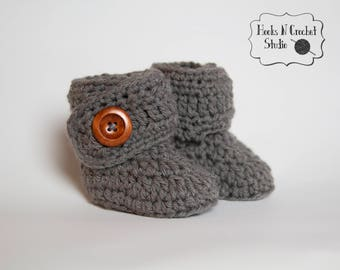 newborn crochet boots, baby crochet boots,  newborn baby booties, baby crochet booties, baby boots, crochet boots, baby crochet boots