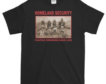 Homeland Security T-Shirt-Fighting Terrorism