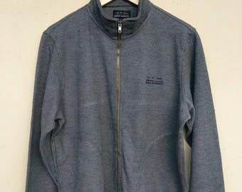Kansai Yamamoto Up To You sweater zipper jacket L size