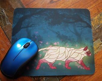 Lamplight Mousepad