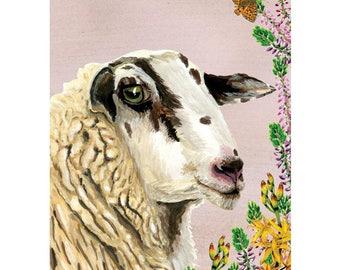 Adventure on the Heath • Schoonebeeker Heath Sheep