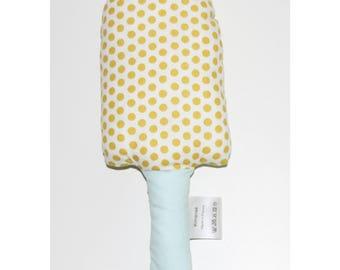 Mini ice cream pillow