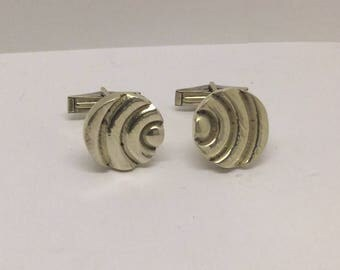 sterling silver cufflinks #299