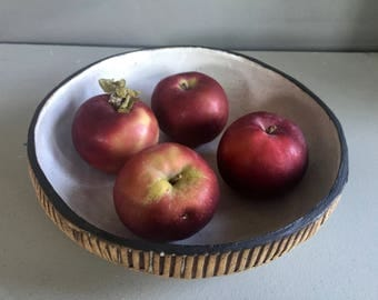 Handmade Fruit Bowl