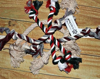 Dog Tug Toy Cotton Rope