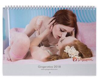 Gingerotica 2018 Calendar