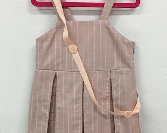 Girls 4T Multi Pleated Dress