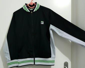 Sport jacket Fila Vintage 90's size S (XS / S).