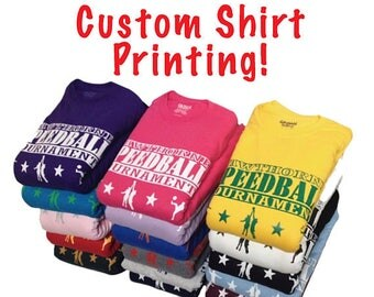 Shirt Printing. Personalized tshirt. Personalized shirt. Adult Tees. Youth Tees. Party Favor. Event Shirts. Small Business. Tee Shirts. tees