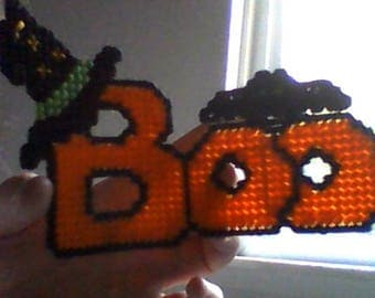 boo hat and bat