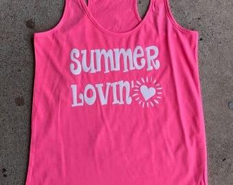 Summer Lovin' Tank