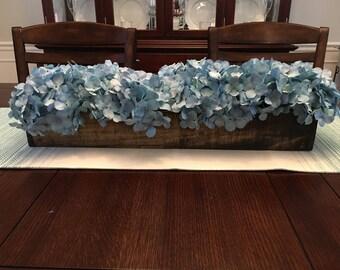 Rustic Table Centerpiece