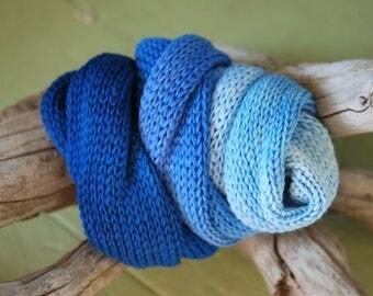 Hand Dyed Sock Yarn Blank - Band Camp