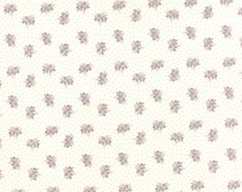 Moda Fabrics - Whitewashed Cottage - Rosebud by 3 Sisters - 100% Cotton - 3 Yards Available