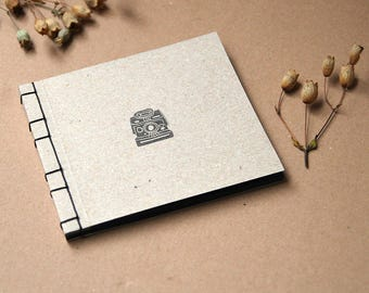 Polaroid Album, Photo Album, Polaroid Photos, Japanese Album, Japanese Binding, Photo Album, Polaroid album, Polaroid 600 album