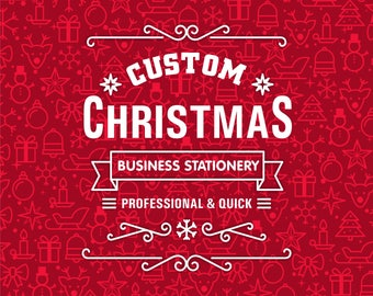 Christmas SALE Branding Package, Poster Design, Business Stationery Design, Business Flyer Design, Custom Design Work, Choose any 4 designs