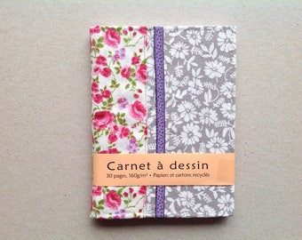 """Little sketchbook """"Roses"""""""