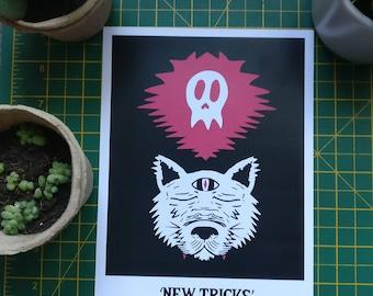 New Tricks - Digital Test Print