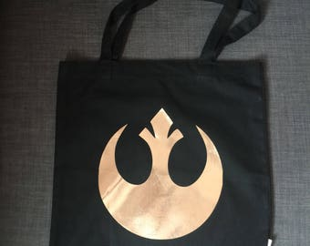 Rebel Canvas Tote