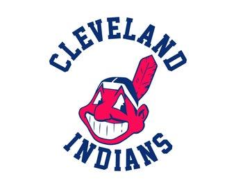 Cleveland Indians Cut Files, Cleveland Indians SVG Files, Cleveland Indians SVG Cutting Files, Cleveland Indians SVG File, Instant Download