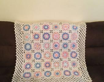 Baby blanket 80/70 sm
