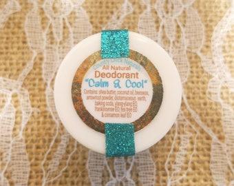 Small Calm & Cool Deodorant .45 oz