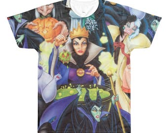 Disney Villains Unisex T-Shirt