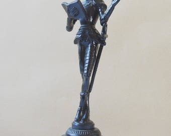 Don Quixote  Kasli  Cast Iron Figure-Statue Russia 1987