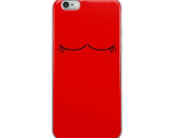 Peaceful Funny Emoji iPhone Case - Iphone 7 case - Iphone 8 case - Iphone 7 plus case - Iphone 6 case - Iphone X case