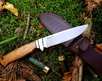 Fishing knife / Outdoor knives / Hunting Knife / Hand made Knife / Camping Knife  / Marco knives / Fishing / Hunting