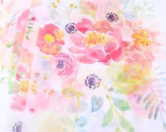 Vellum Dashboards - Spring Floral - Planner Dashboards