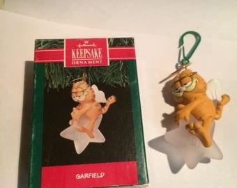 """Vintage Hallmark Keepsake Ornament.""""Garfield"""""""