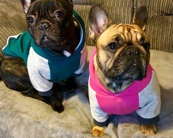 Fashionable Dog Hoodie