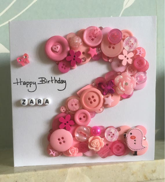 Birthday Cards Kids Birthday Cards 1st Birthday – Personalised Birthday Cards for Kids