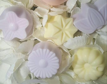 Floral Soap Set