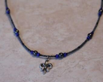 Necklace FLEUR DE LYS