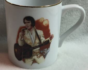 Elvis Mug - Lonesome Tonight (#014)