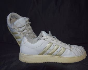 Rare Vintage Adidas Sneakers Size: 12
