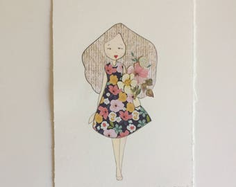 Gemini Twins (flower girl no.1)