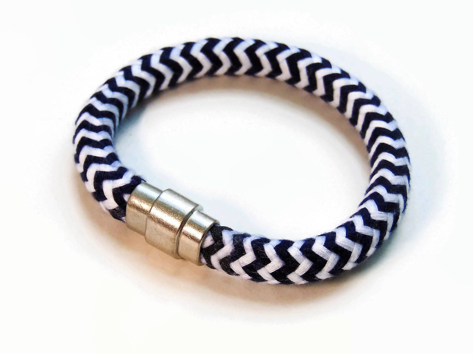 paracord rope ori now com details braceelet bracelet buy with from charm black etsy handmade nautical anchor